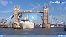 Ontdek de ultraluxe cruisemaatschappij Silversea Cruises