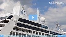 Bezoek aan luxe schip ms Nautica