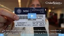 De Cruise ID kaart