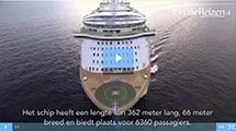 Grootste cruiseschepen