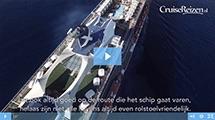 Is een cruise rolstoelvriendelijk?
