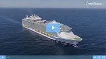 Cruisen met het grootste cruiseschip ter wereld!