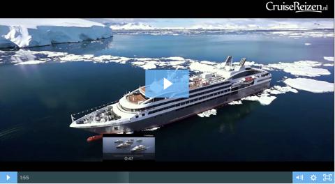 Ontdek de wereld met Ponant Cruises!