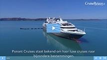 Met Ponant Cruises in luxe naar bijzondere bestemmingen!