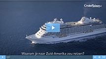 Cruise met Regent Seven Seas naar Zuid-Amerika!