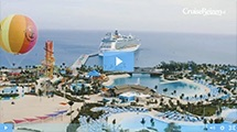 Dit is het privé-eiland van Royal Caribbean International!
